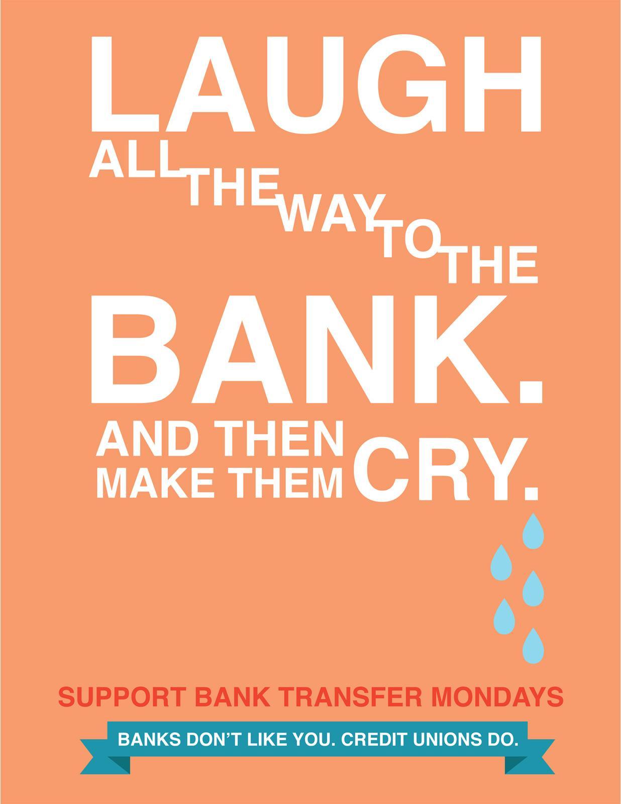 CO-OP Financial Services Print Ad -  Laugh