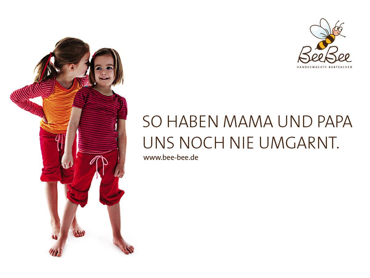 BeeBee Print Ad -  Kids, 1