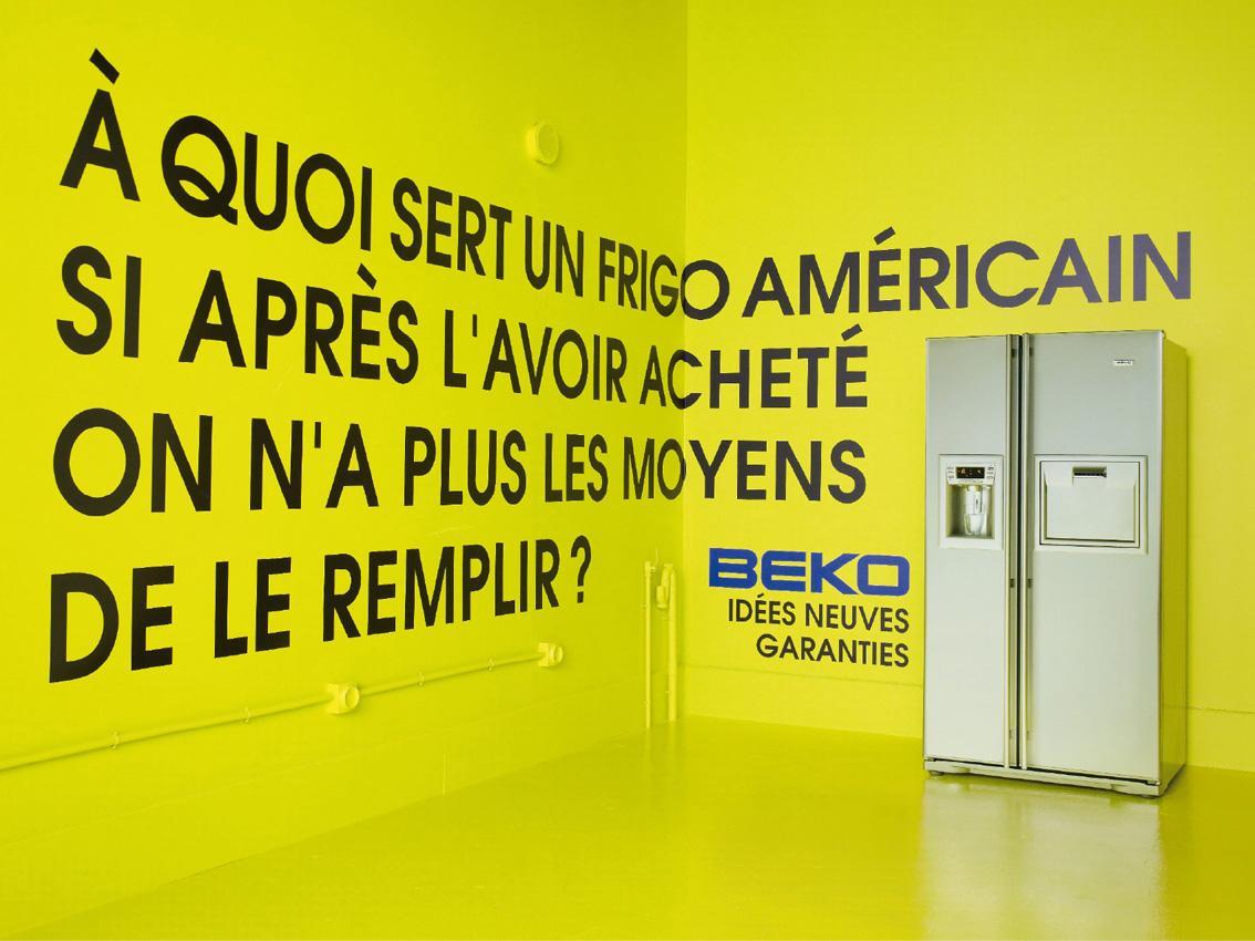 Beko Outdoor Ad -  Fridge, 1