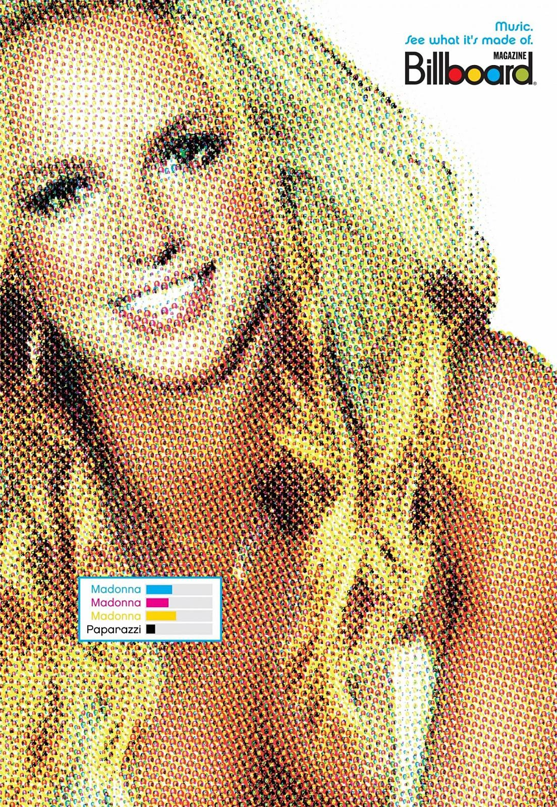 Billboard Print Ad -  Britney