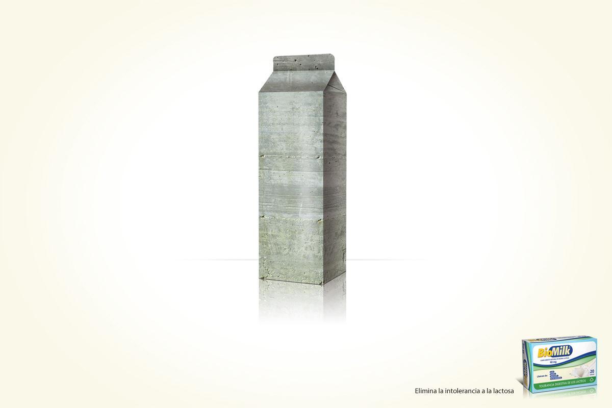 Biomilk Print Ad -  Carton