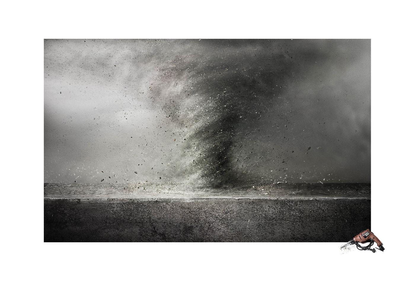 Black&Decker Print Ad -  Stone