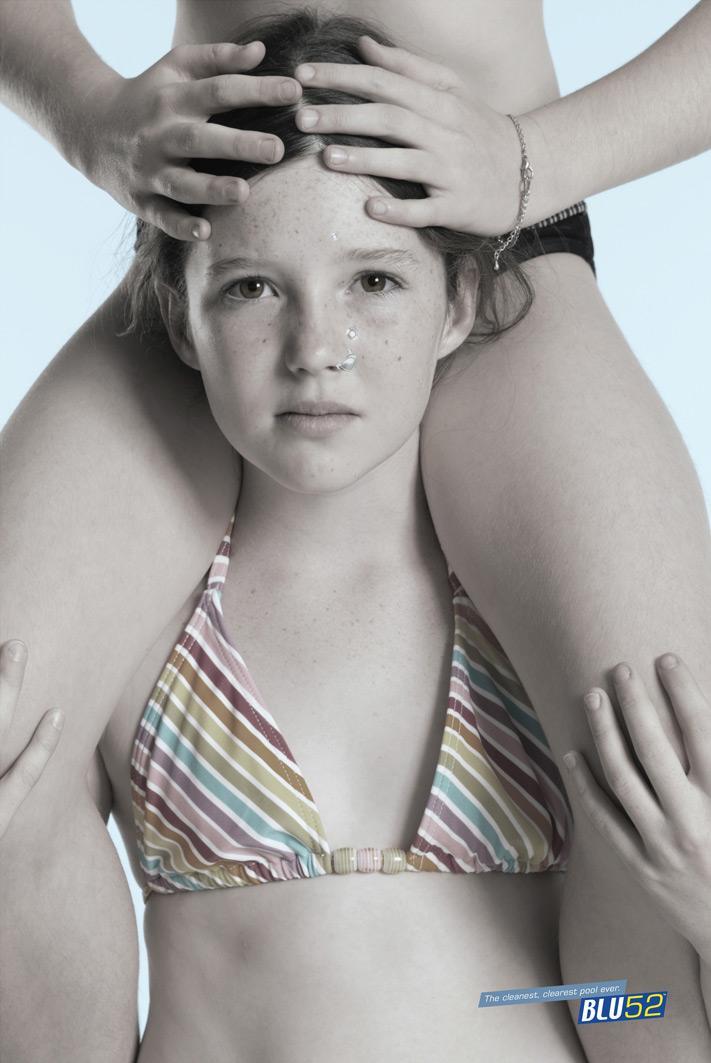 Blu52 Print Ad -  Kids
