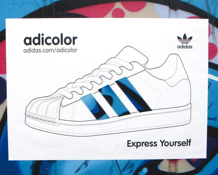 Adicolor Blue