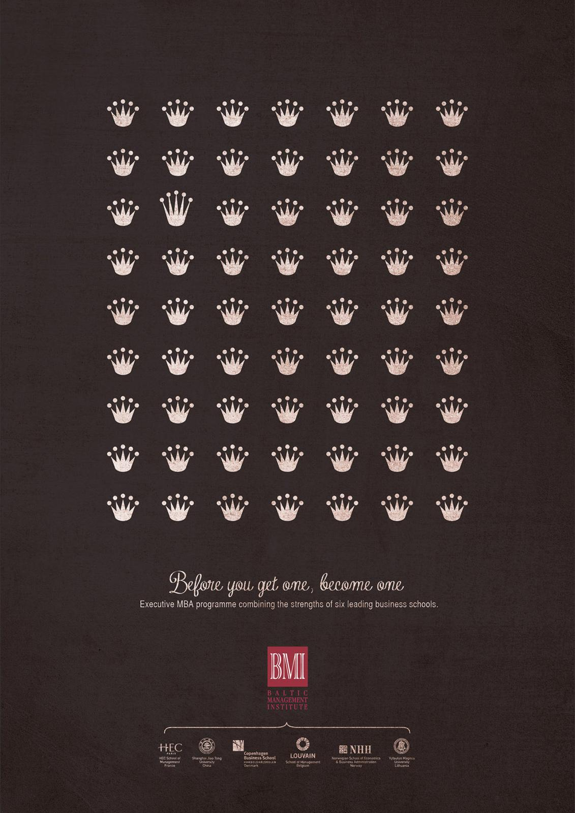 BMI Print Ad -  Rolex