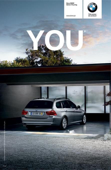 BMW Print Ad -  You