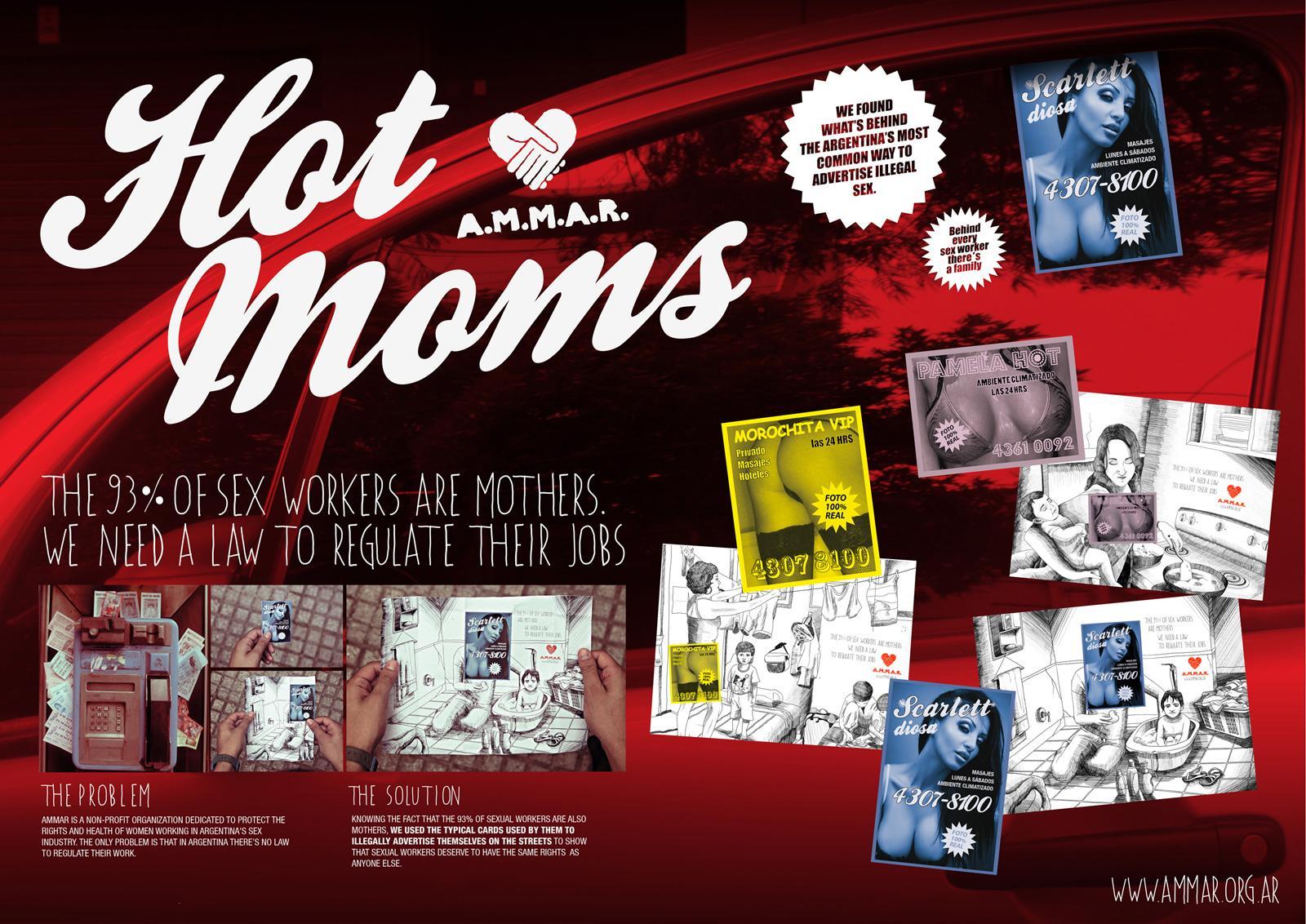 Ammar Direct Ad -  Hot Moms