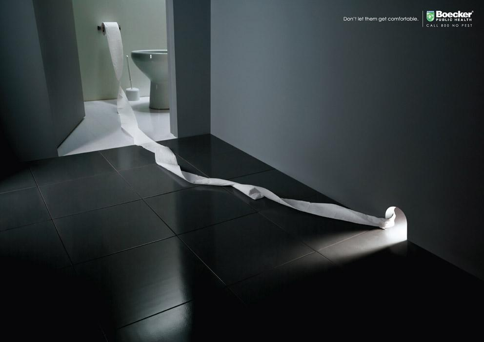Boecker Print Ad -  Toilet