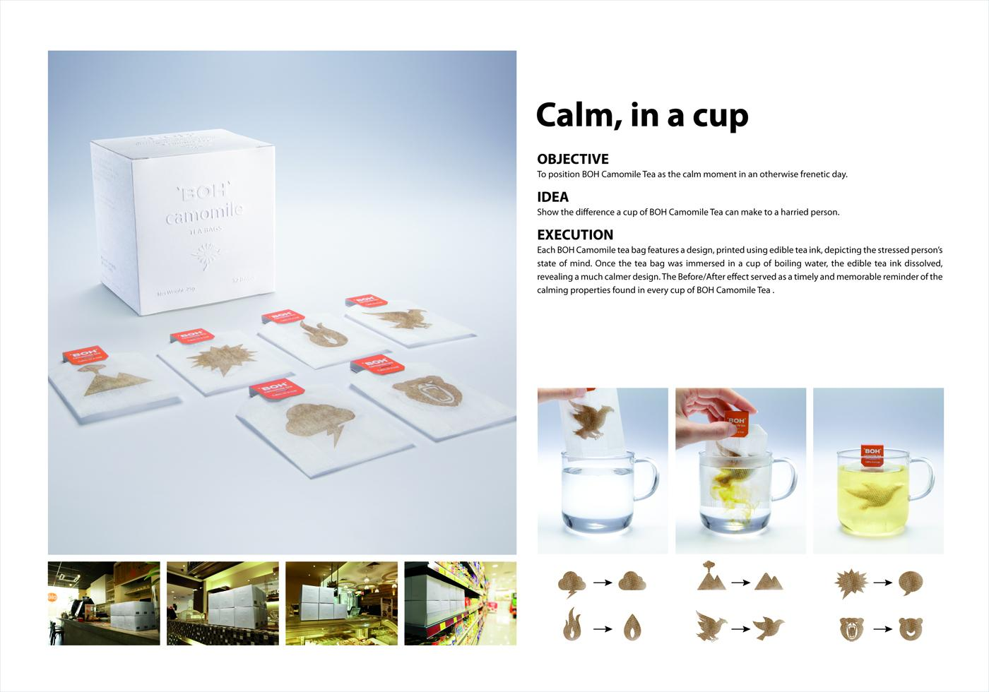 Boh Direct Ad -  Calm Tea Bags