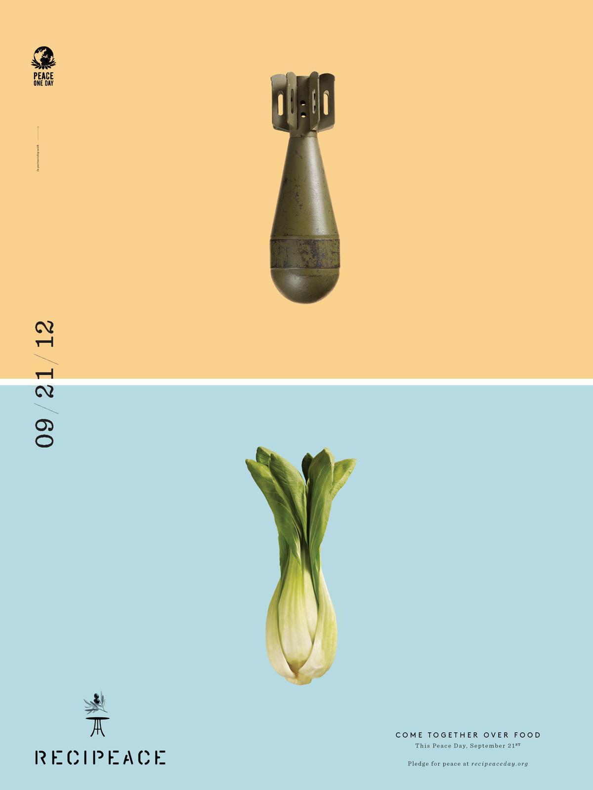 Recipeace Print Ad -  Bomb