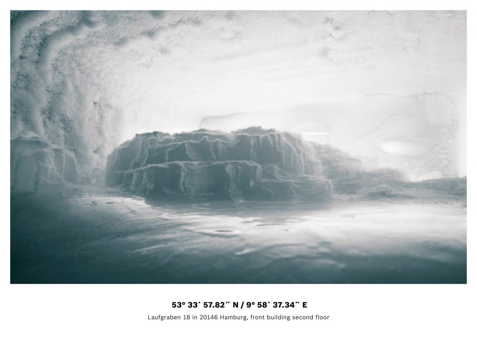 Bosch Print Ad -  Icebergs, 3