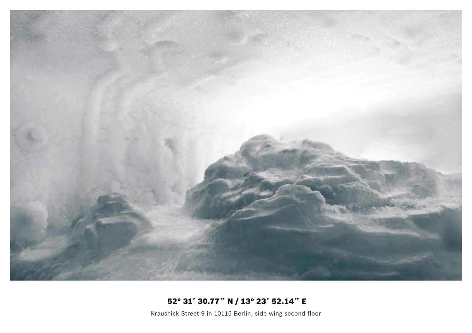 Bosch Print Ad -  Icebergs, 4