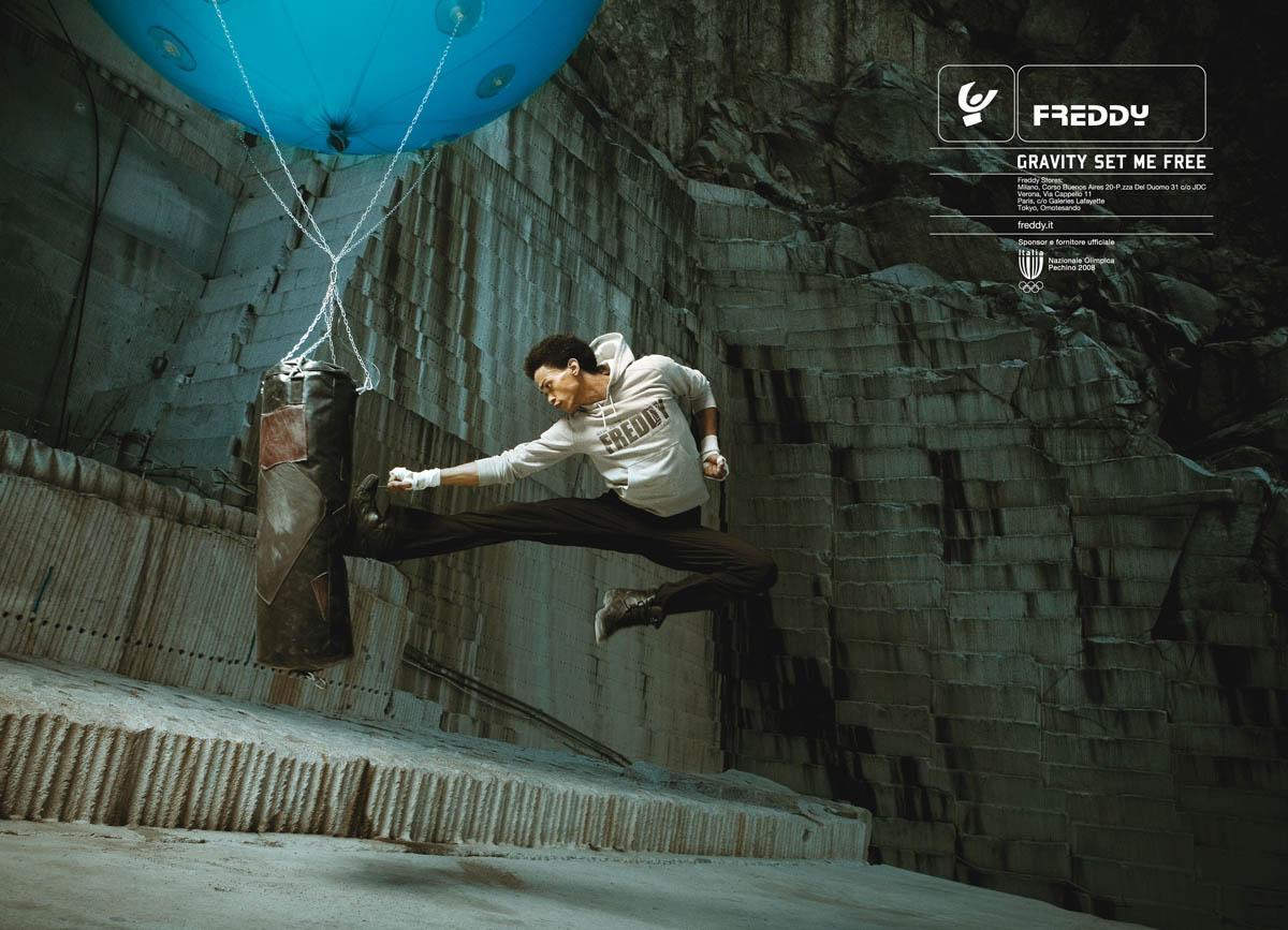 Gravity Set Me Free, 2