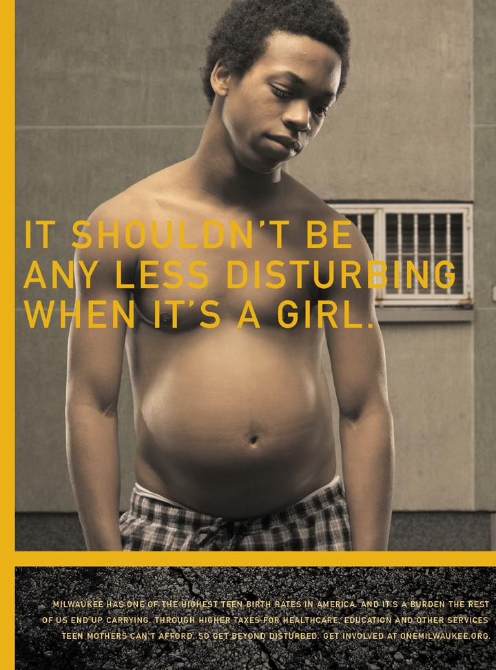 Pregnant boy, 3