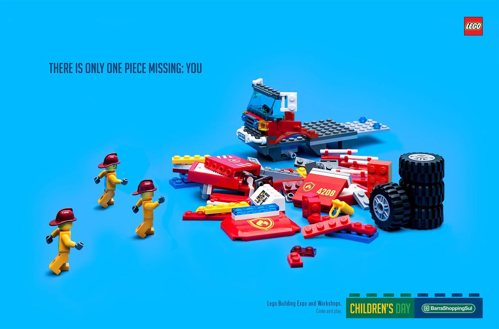 BarraShoppingSul Print Ad -  One piece missing, Boy