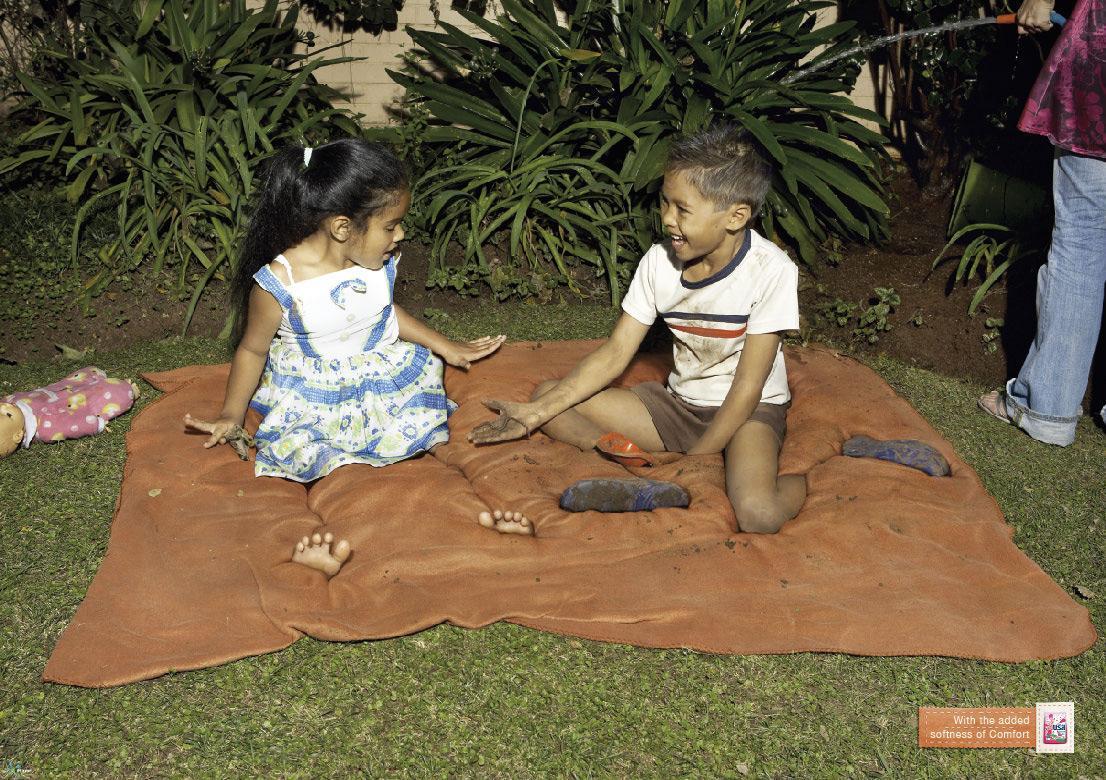 Breeze Print Ad -  Kids