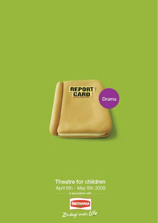 Britannia Print Ad -  Drama
