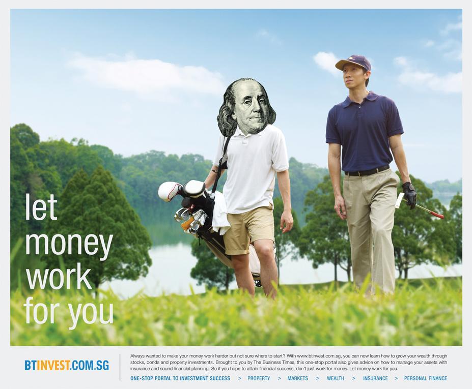 Btinvest.com.sg Print Ad -  Caddy