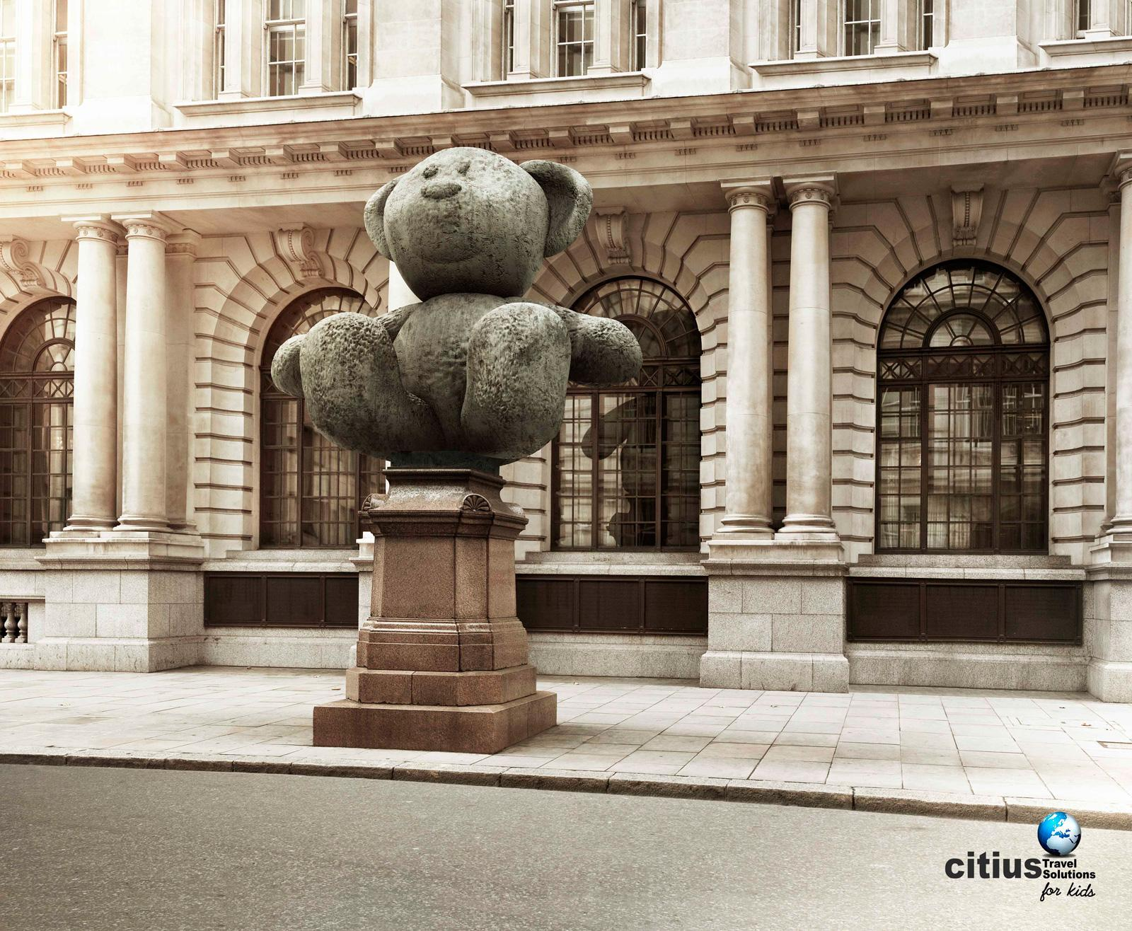 Citius Travel Solutions Print Ad -  Bunny