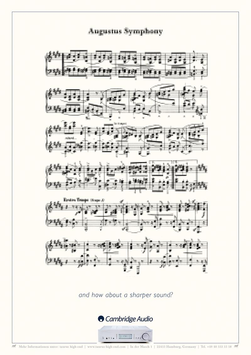 Music Sheets, 3