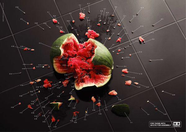 Tamiya watermelon
