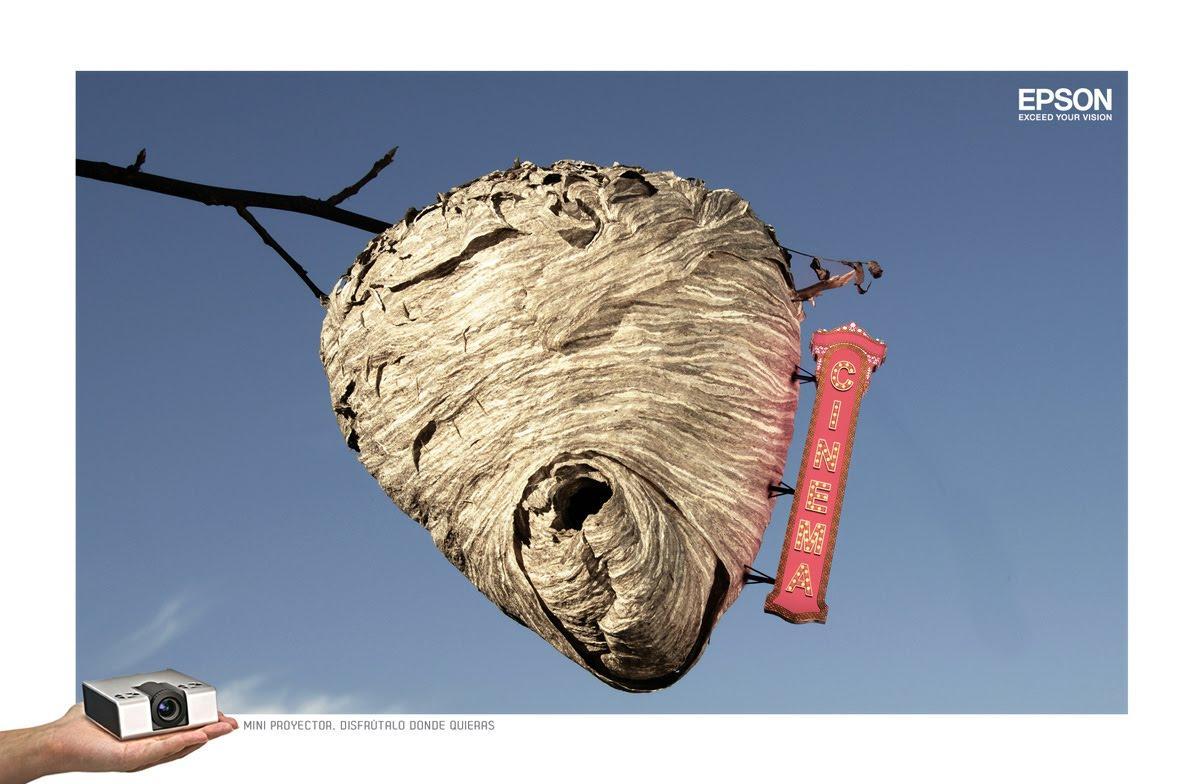 Samsung Print Ad -  Bee