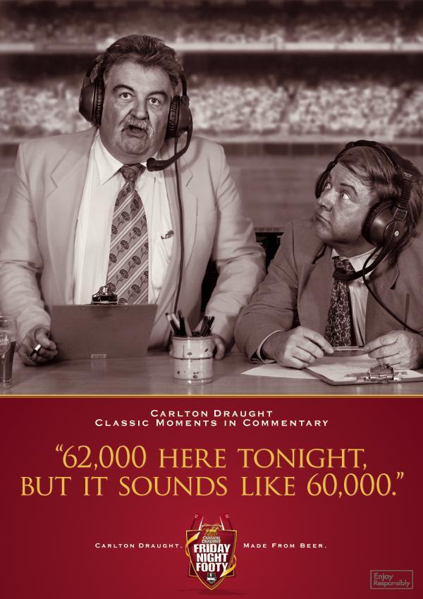 Football commentators, 2