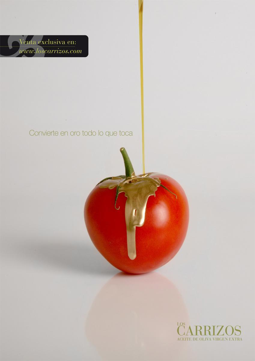 Los Carrizos Print Ad -  Tomato