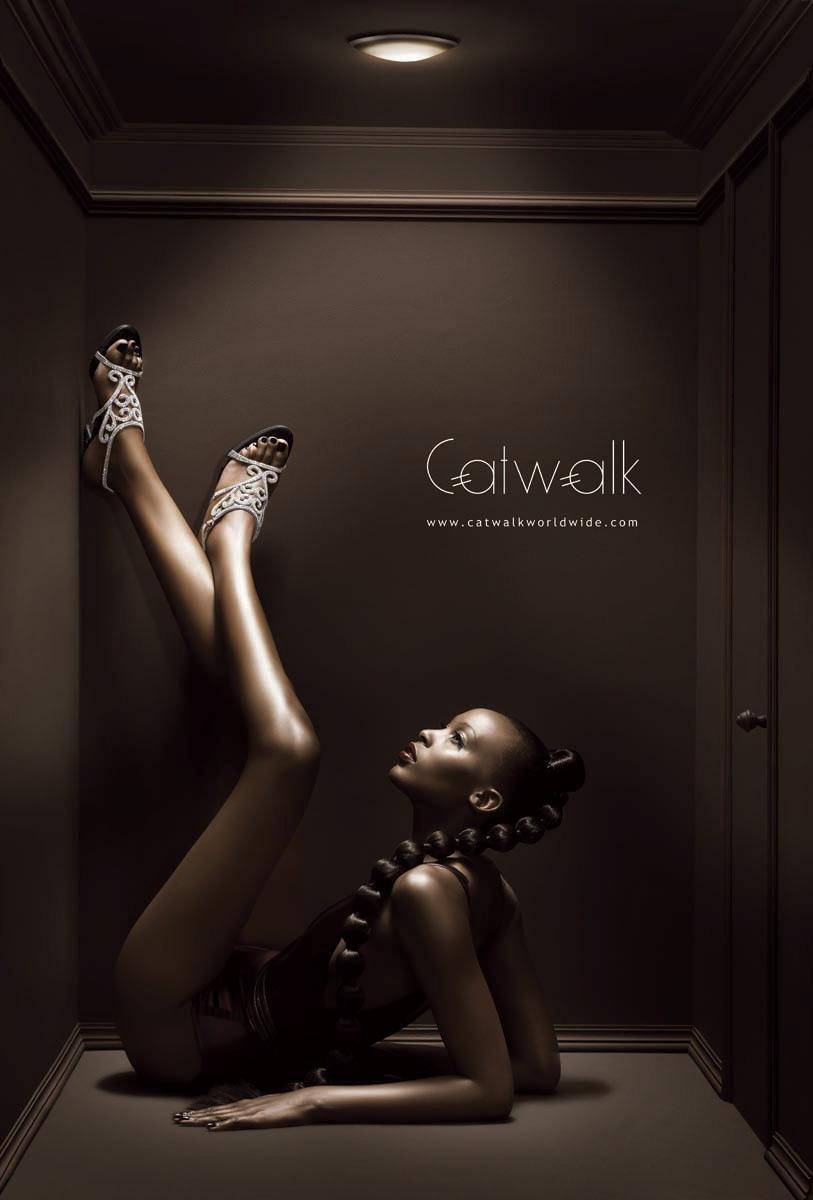 Catwalk Print Ad -  Autumn/Winter 2009, 3