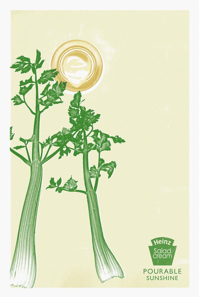 Pourable Sunshine, Celery