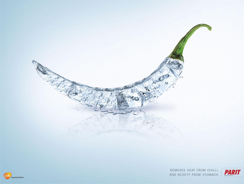 Patit Print Ad -  Chili