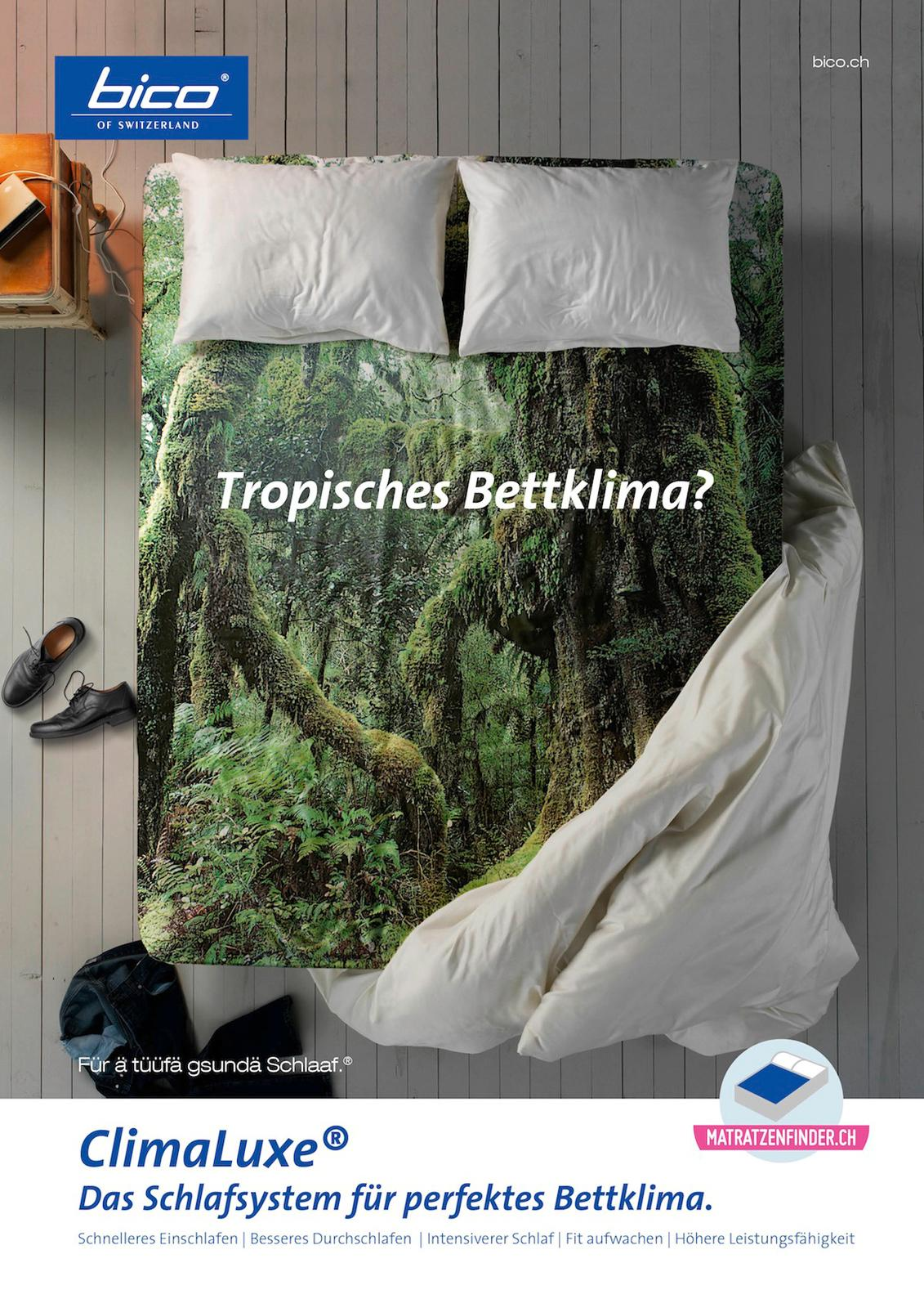 Bico Print Ad -  Tropical
