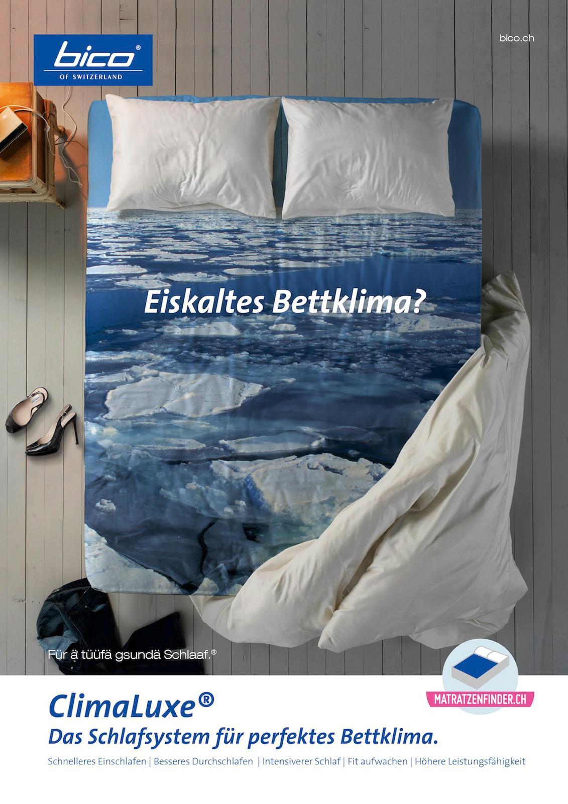 Bico Print Ad -  Ice cold