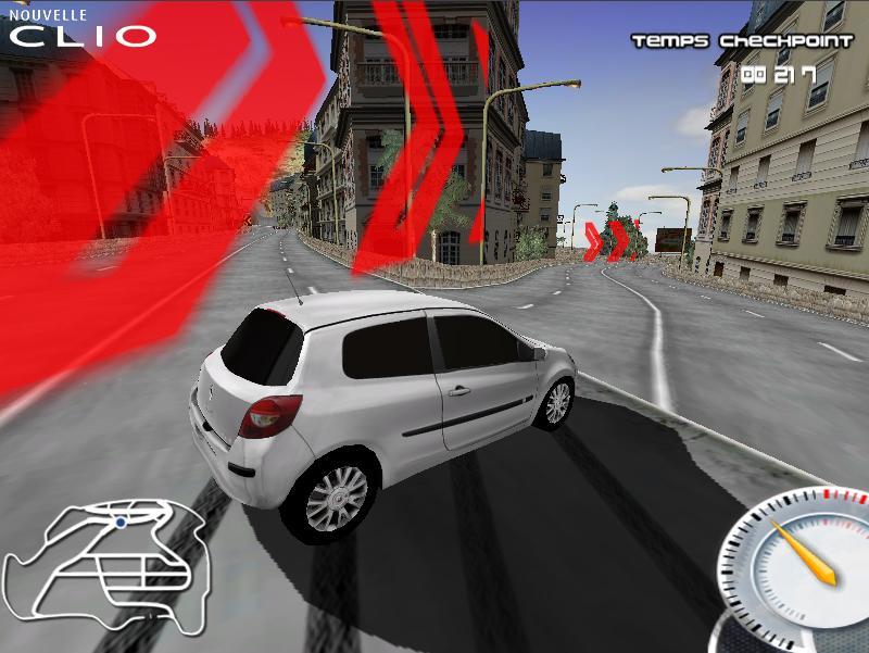 Renault Clio Xtrem Racing