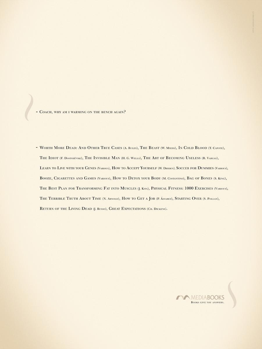 Media Books Print Ad -  Coach