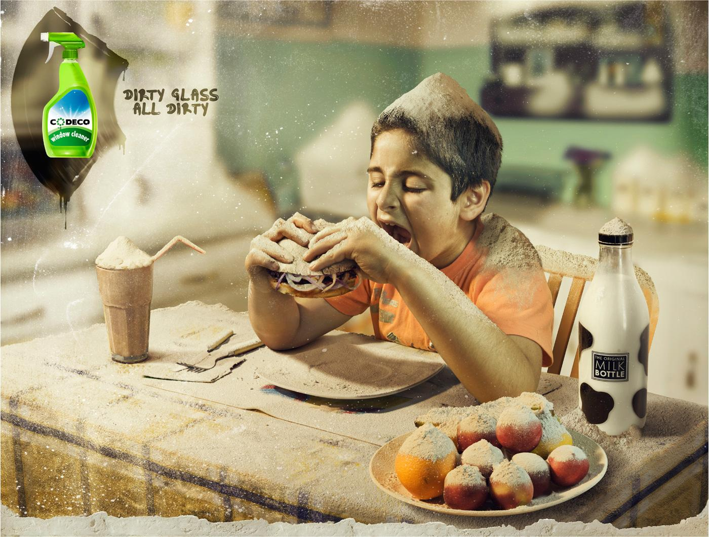 Codeco Print Ad -  Kid