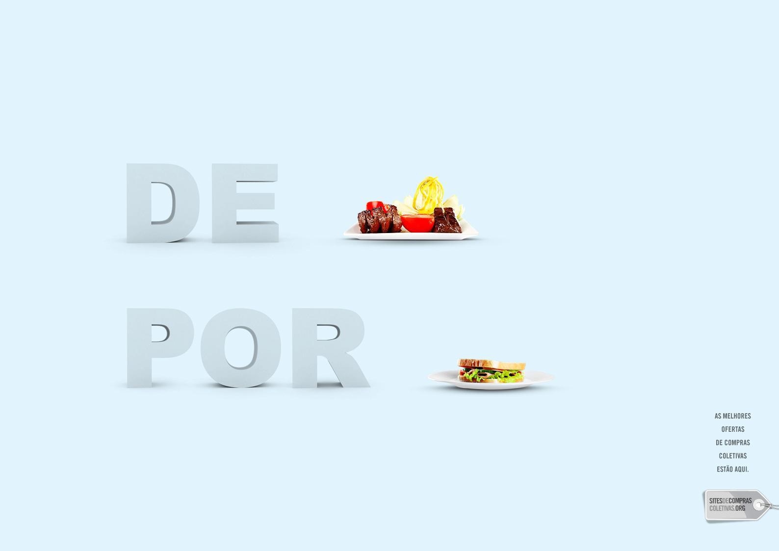 Sitesdecomprascoletivas.org Print Ad -  Food