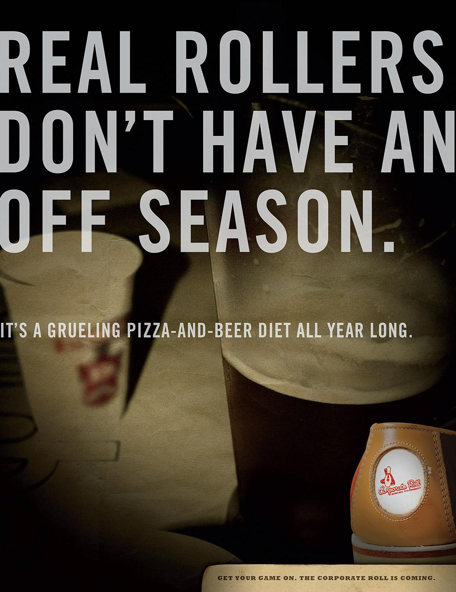 Corporate Roll Print Ad -  Season