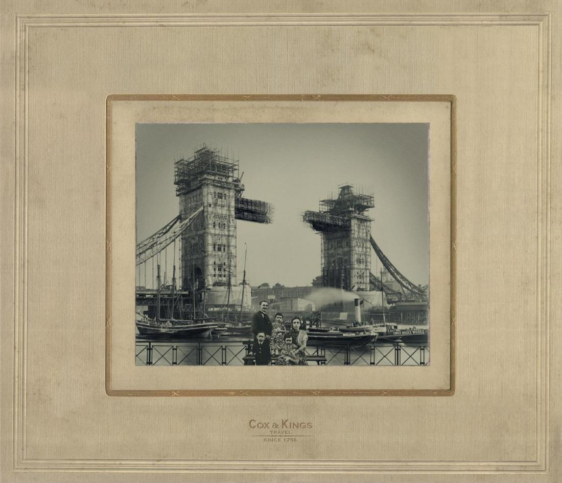 Cox & Kings Print Ad -  London Bridge