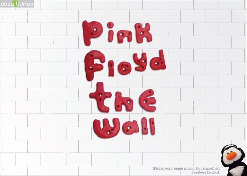 Cozy Tunes Print Ad -  Pink