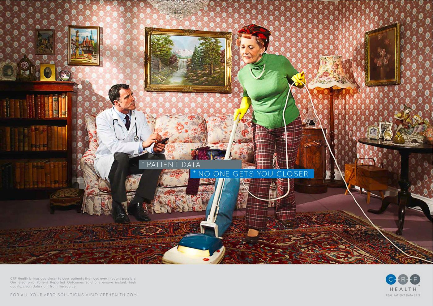 CRF Health Print Ad -  Patient, 4