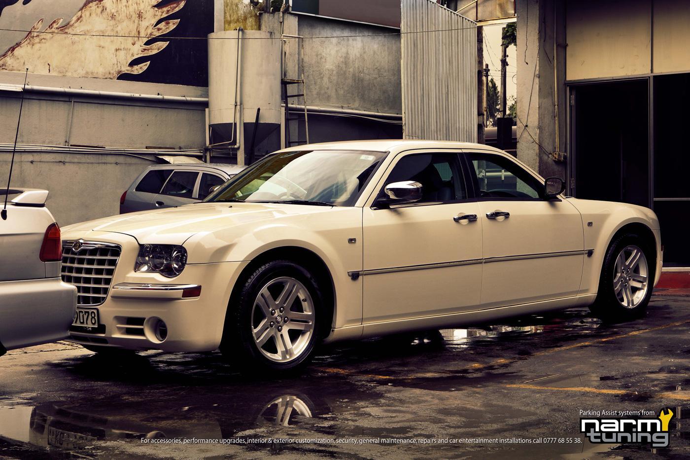 Narmi Tuning Print Ad -  Chrysler