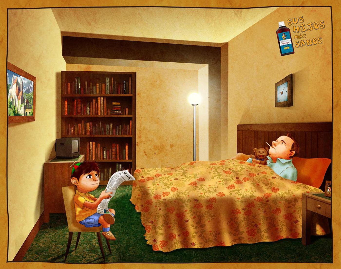 Bacaolinita Print Ad -  Healthier kids, 1