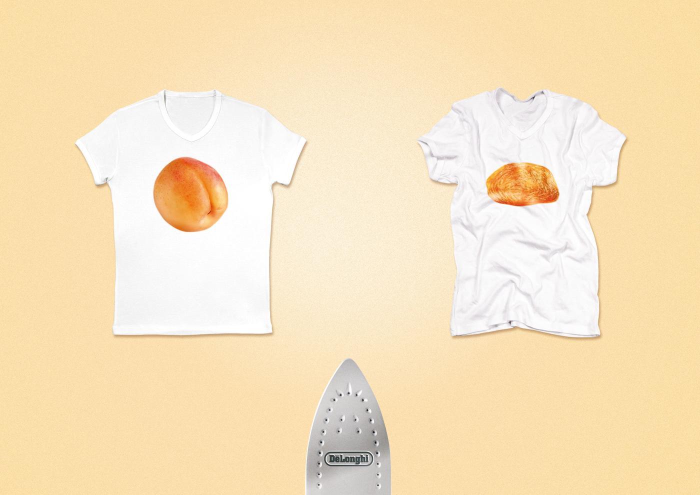 DeLonghi Print Ad -  Apricot