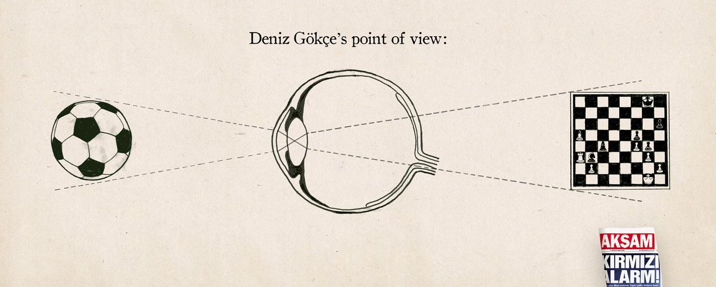 Point of view, Deniz Gokce