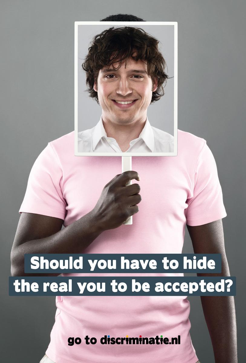 discriminatie.nl Print Ad -  Hide, 3