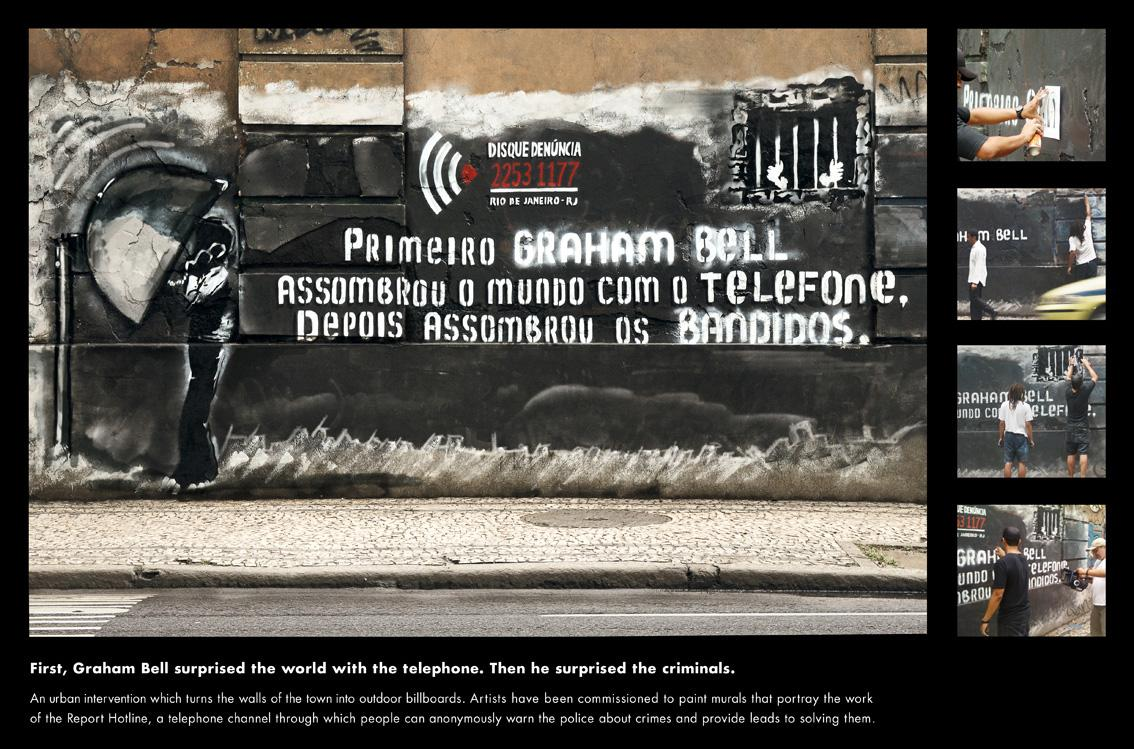 Report Hotline Outdoor Ad -  Mural, 3