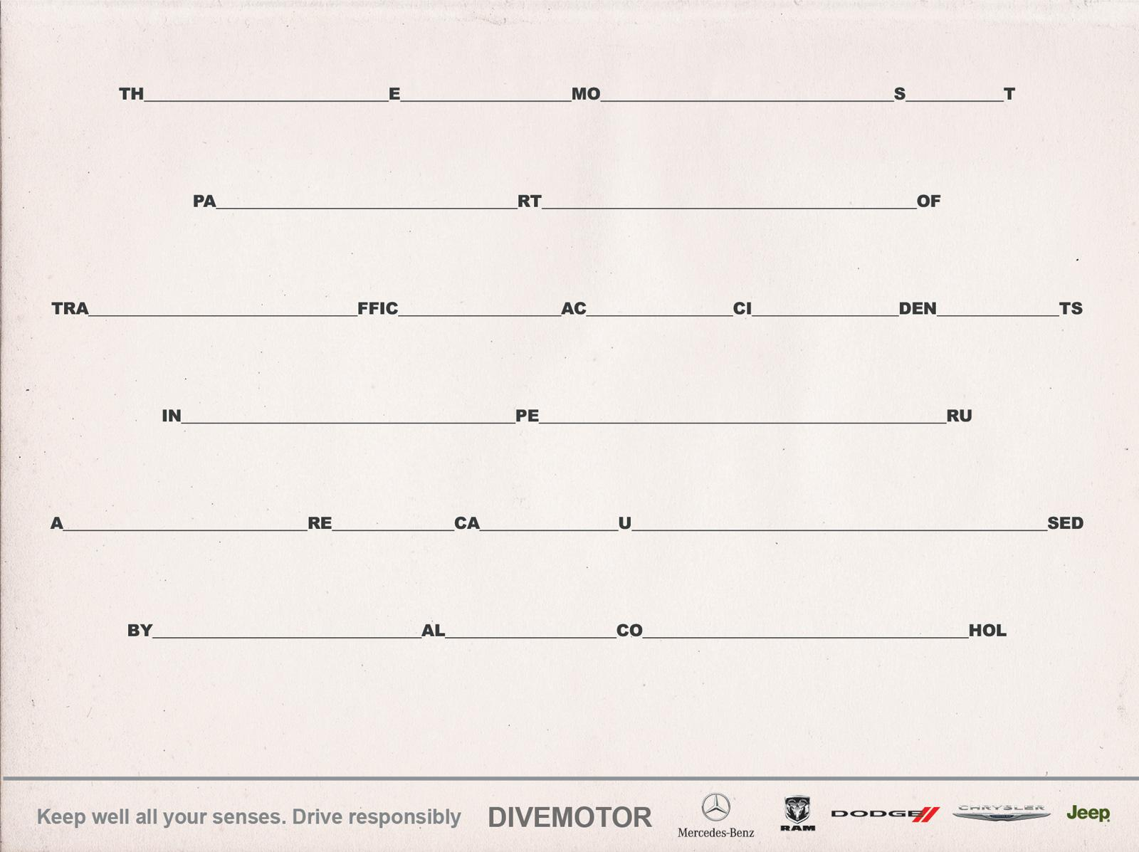 Divemotor Print Ad -  Slowness