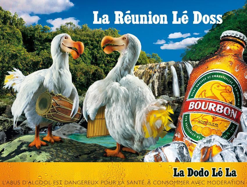 Bourbon Print Ad -  Music
