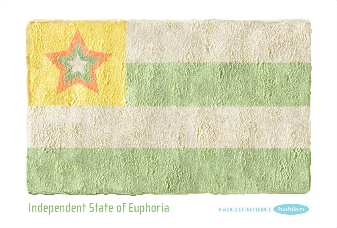 Dodoni Print Ad -  Independent States of Euphoria